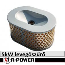 5kW-os Dízelmotoros áramfejlesztő levegőszűrő
