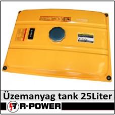 Üzemanyag tank 25 liter
