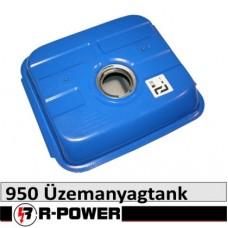 950 Üzemanyag tank