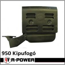 950 Áramfejlesztő Kipufogó