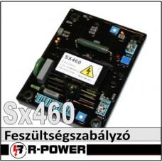 SX460 Feszültségszabályzó gerjesztő elektronika